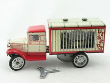 Blechspielzeug - HAWKEYE LKW Tierkäfig von KOVAP 0596