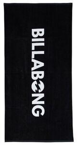 Billabong Legacy Towel Black - Hand Towel 63x31 1/2in Cotton