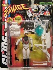 GI Joe Sgt Savage and his Screaming Eagles ARCTIC STORMTROOPER Action Figure NEW