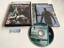 Splinter Cell Conviction - Pack De Précommande - Promo - Xbox 360 - PAL FR