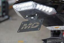 2011-2015 Kawasaki Ninja ZX10R ZX-10R Fender Eliminator Kit w/ LED Plate Light