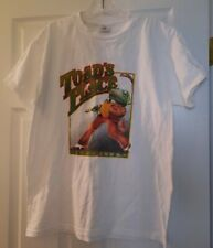 Toad's Place Rock Club New Haven, Ct T-shirt Medium white authentic vintage