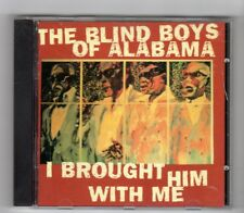 (HZ149) The Blind Boys Of Alabama, I Brought Him With Me - 1996 CD