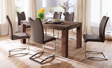 Tisch- & Stuhl-Sets aus Eiche mit bis 8 Sitzplätzen