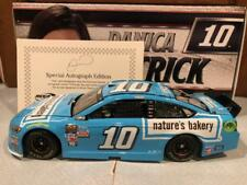 2017 Action Danica Patrick #10 Nature's Bakery 1/24 Autographed 1 of 50