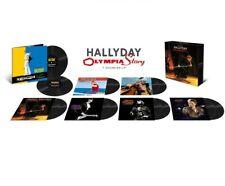 Johnny Hallyday Coffret Olympia Story 7 double vinyle édition limité et numéroté