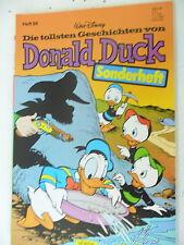 1  x Comic - Die tollsten Geschichten von Donald Duck - Sonderheft 94 - z. 1-