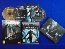 ps3 DARK SOULS Limited Edition + Art Book + Bonus Discs PAL ENGLISH UK Version
