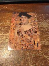 Postcard 1113-N Gustav Klimt Bidnis Adele Bloch-Bauer I 1907