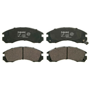 Disc Brake Pad Set Front Federated D530C