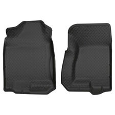 Husky Liners 2pc Front Row Classic Black Floor Mats for 1999-2007 GM Vehicles