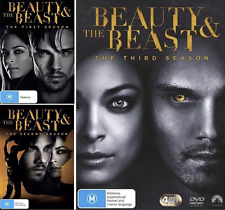 Beauty And The Beast : Season 1, 2 & 3 : NEW DVD