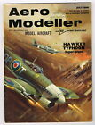AEROMODELLER  Magazine July 1966 Hawker Typhoon: detailed 3-View drawings