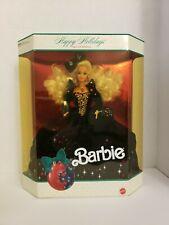 1991 Happy Holidays Special Edition Barbie NIB