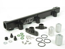 AEM High Volume Fuel Rail Mitsubishi Eclipse Talon Laser 2.0L Turbo 25-130BK NEW