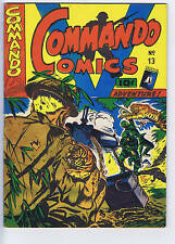 Commando Comics #13 Bell Features CANADIAN EDITION