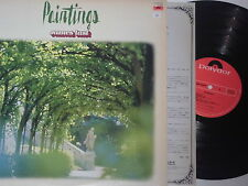 JAMES LAST -Paintings- LP JAPAN PRESSUNG Polydor Rec.