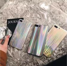 2018 New Rainbow Glitter Laser Phone Case For IPhone 6 6S 7 8 Plus X