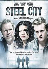 Steel City (DVD, 2008) John Heard, America Ferrera, Tom Guiry NEW