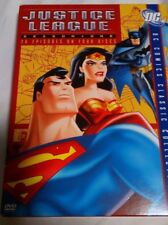 Justice League of America - Season 1 (DVD, 2006, 4-Disc Set)