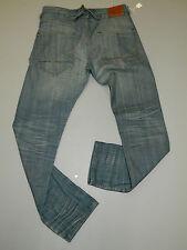 Firetrap Singleton Regular Tapered distressed jeans W 31 X 32 (T-HHB)