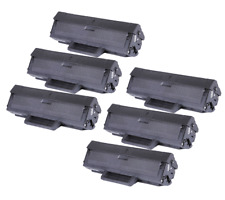 6 PK MLT-D104S MLT-D104L Toner Cartridge For Samsung ML-1600 1660 1665 1666 1865