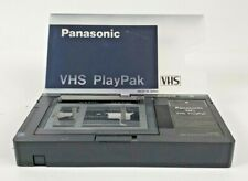New listing Panasonic Vhs PlayPak Vhs-C to Vhs Motorized Converter / Adapter Vyms0059 Tested