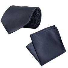 Korntex Corbata clásico con Pañuelo de bolsillo Krawattenset Negocios