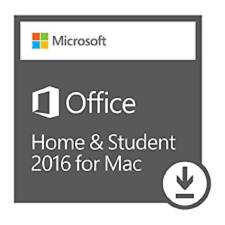 MICROSOFT OFFICE 2016 Home and Student✔Für 1 MAC✔Produkt Key✔EXPRESS E-Mail