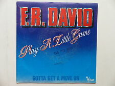 FR DAVID Play a little game 101756