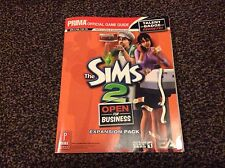 Sims 2 Open For Business Game Guide! Look At My Other Games!