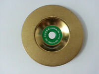 "4""Diamond Coated Grinding Wheel Disc For Angle Grinder 100mm"