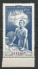 DAHOMEY PA n° 9 neuf ★★ Luxe /MNH 1942 BDF