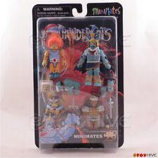 Thundercats Classic Minimates set #4 Lion-O, Mumm-Ra, Lord Jaga, Grune, Ma-Mutt