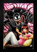 Venom 1 KRS Virgin Convention Exclusive Limited to 1000 NM Marvel 2018