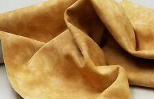 Orange Marbled Suede Kid Skin Leather 5sf Crafts Binding Handbag Upholstery