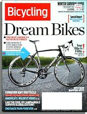 Bicycling - 2011, December - Dream Bikes, Conquer Any Obstacle, Wildest Rides