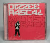 Dizzee Rascal - Maths and & English New CD Slightly Cracked Case Box034