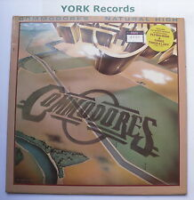 COMMODORES - Natural High - Excellent Condition LP Record Motown STML 12087