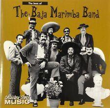 The Baja Marimba Band - The Best of  (CD 2001 Universal) Near MINT