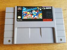 SUPER BOMBERMAN 1  (US) SNES Super Nintendo NTSC #