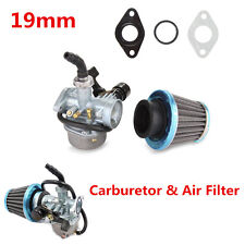 Carb 50cc 70cc 90cc 110cc 125cc Motorcycle ATV Dirt Bike Carburetor W/Air Filter