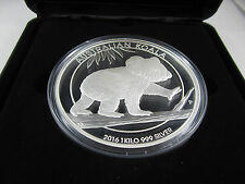 Australian Koala 2016 1 Kilo Silver Proof Coin. Limited Mintage of 500, BE QUICK