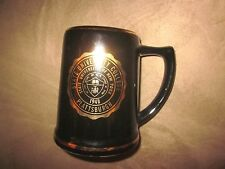 GILT Collegiate mug SUNY College at PLATTSBURG NY black