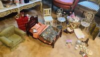 SD 1/3  or MSD BJD Huge Furniture And Accessories LOT Sale!!!