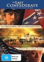 New! The Last Confederate DVD Americam Civil War Epic!
