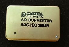 A/D Converter DATEL Systems  ADC-HX12BMR Gold Plated Metal Case top & bottom
