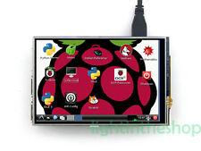4,0'' LCD Display 480 X 320 TFT IPS Touchscreen für Raspberry PI B+ PI2 B modell