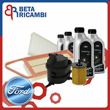 Kit Tagliando Ford Fiesta V 1.4 TDCi Fusion + 4 L Olio Ford Formula F 5W30