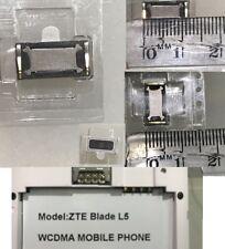 Genuine ZTE Blade L5 Telstra  ear-piece speaker flex parts repair fix mobile